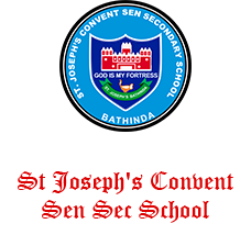 Saint Joseph, Bathinda FOOTER LOGO